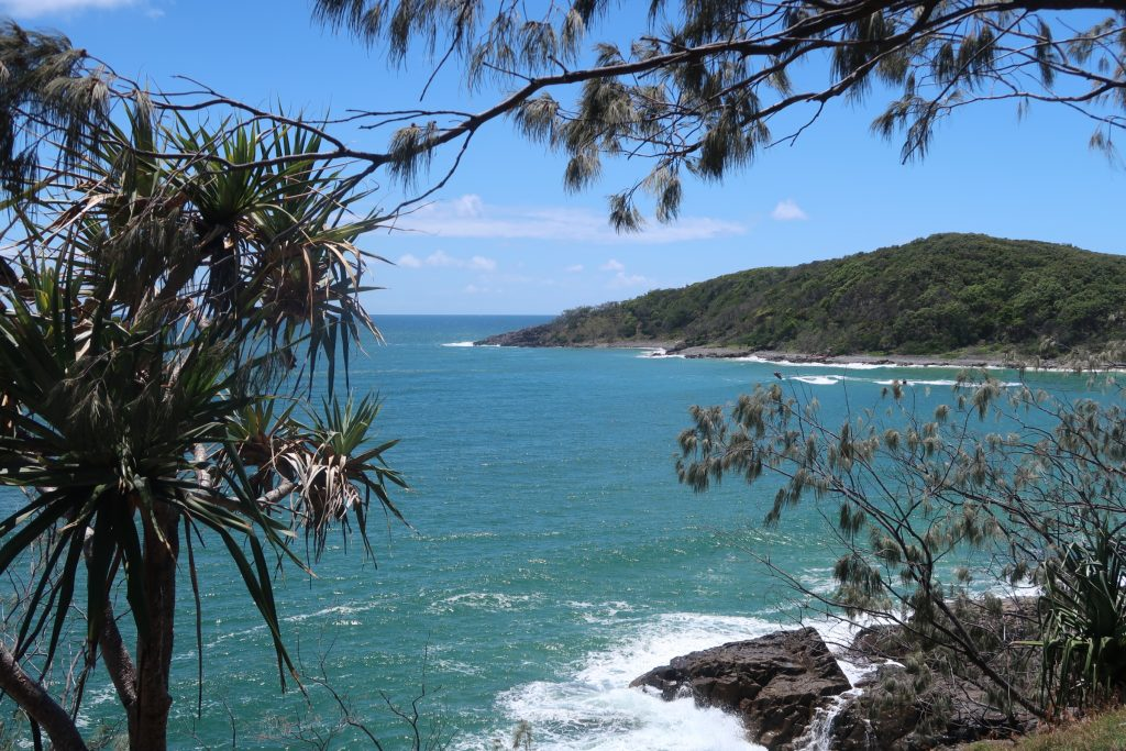 Udkigsposten Dolphin Point - Noosa National Park